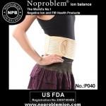 Noproblem Ion Balance Health Sport Waist Belt (P040)