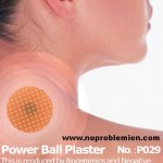 Noproblem Ion Balance Power Ball Plaster (P029)