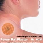 Noproblem Ion Balance Power Ball Plaster (P029)