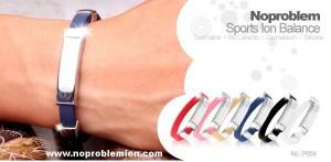 Noproblem Ion Balance Health Bracelet (P054)