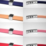 Noproblem Ion Balance Health Bracelet (P054) (Stripes)