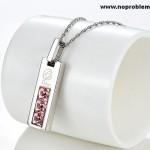 noproblemion.com Health Necklace (1800 negative ions)
