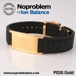NPB Negative Ion Health Bracelet with 2pcs Health Magnet