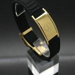 P035 Gold Negative Ion Health Bracelet