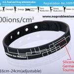 silicone germanium tourmaline adjustable healthy